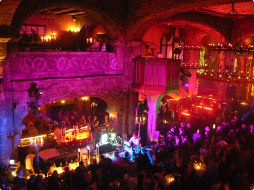 Berlin clubs