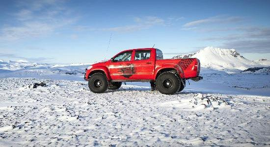 Live the Arctic Trucks Experience Right Now!