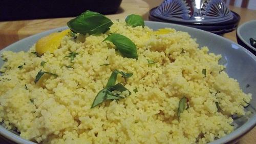 herb-couscous