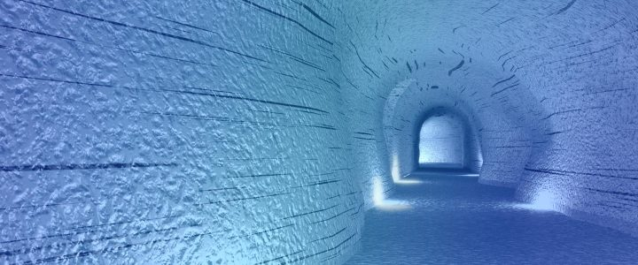 Spring 2015 Comes with an Ice Tunnel in Iceland
