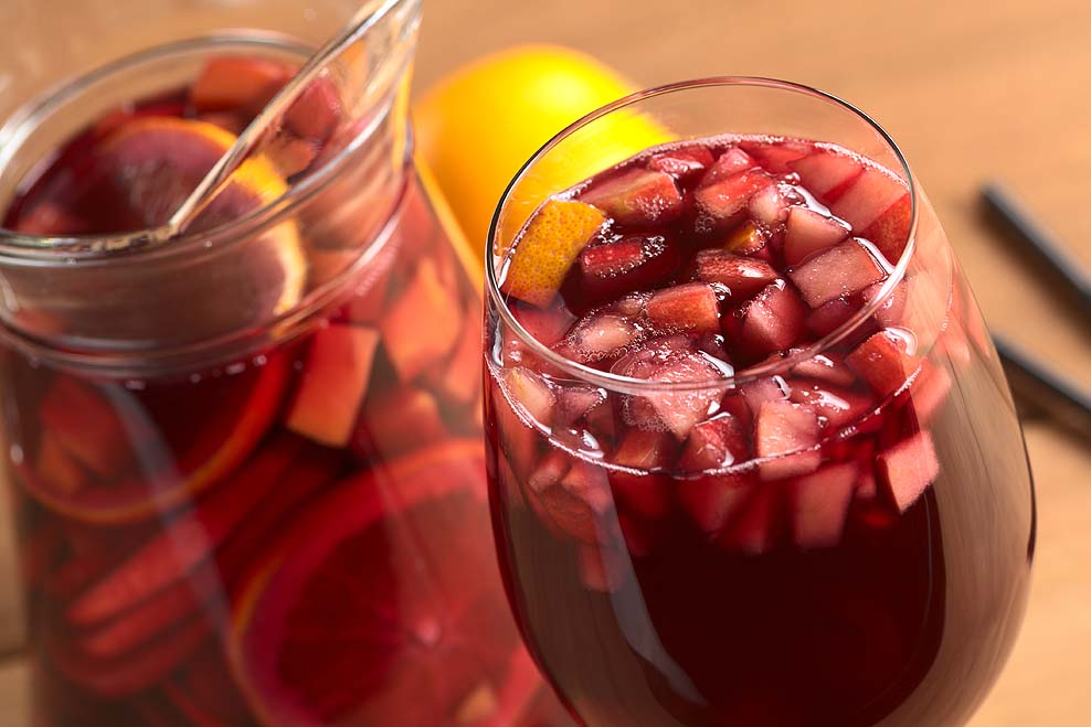 Spain, Sangria and Olé! – Food and Travel Blog