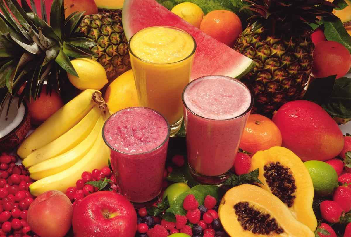 healthy fruit and yogurt smoothie recipes what is the difference between a vegetable and a fruit