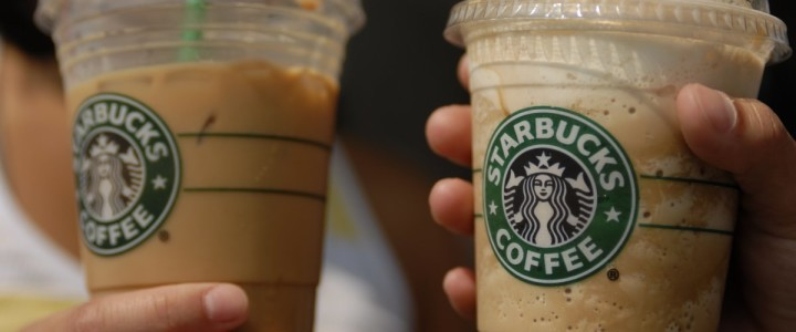 Starbucks Infographic: How Many Calories Does It Have?
