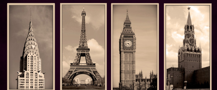 Infographic: London or Paris?