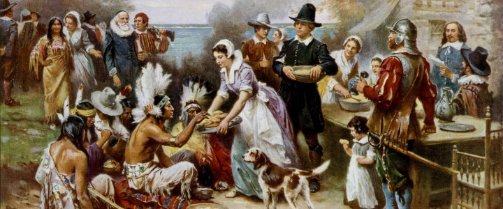 Pumpkin Pie and the Spirit of Thanksgiving