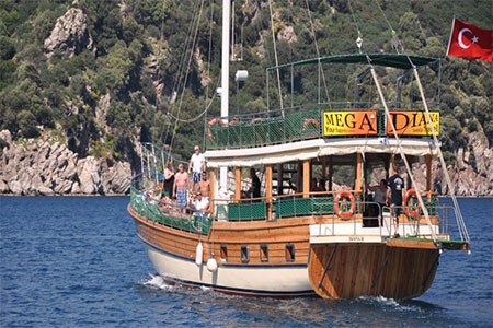 Attractions of Marmaris – Food and Travel Blog