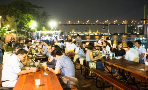 food and drink in Bangkok