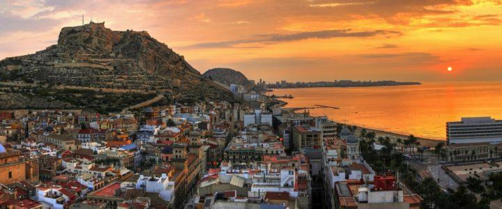 Alicante – the City of Colors