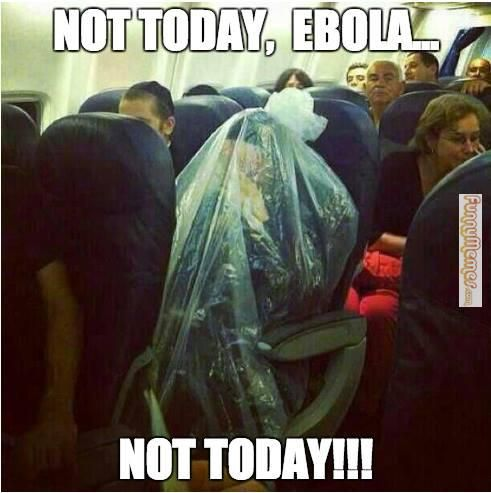 5 Types of Travelers in the Ebola Era