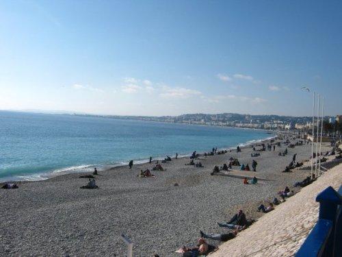 visiting Nice
