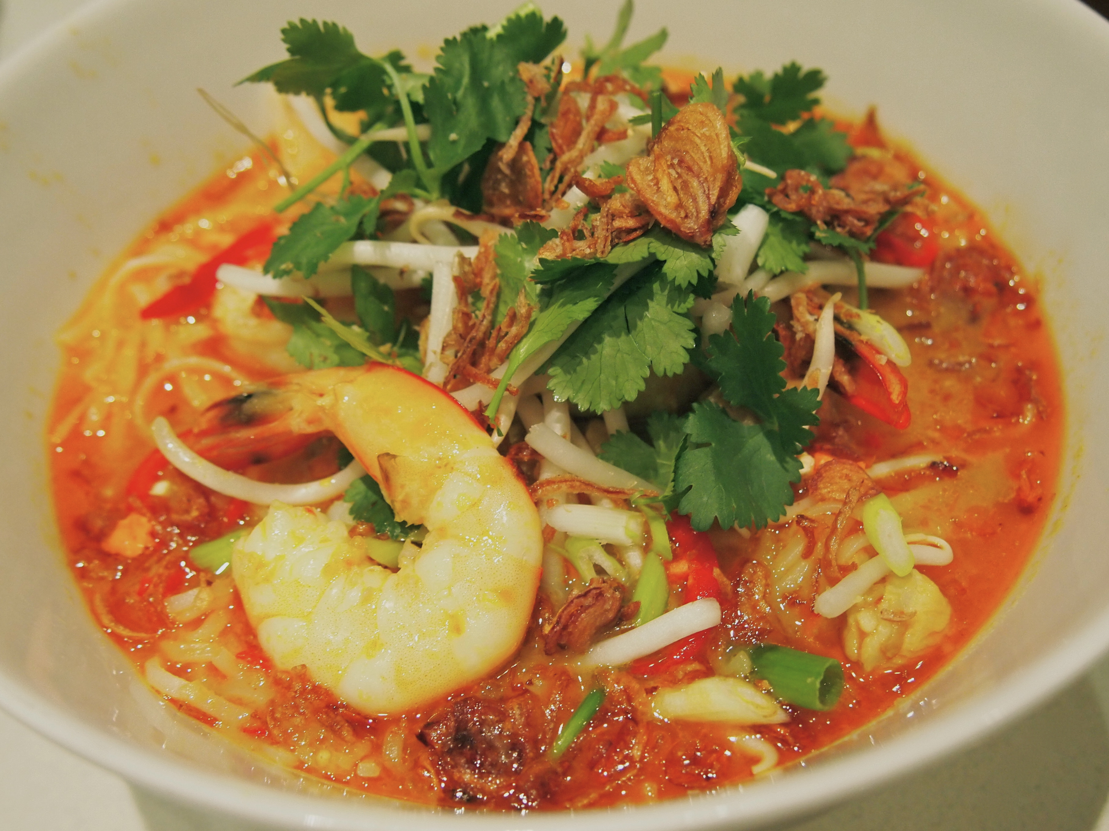 Food from the World: Laksa Soup