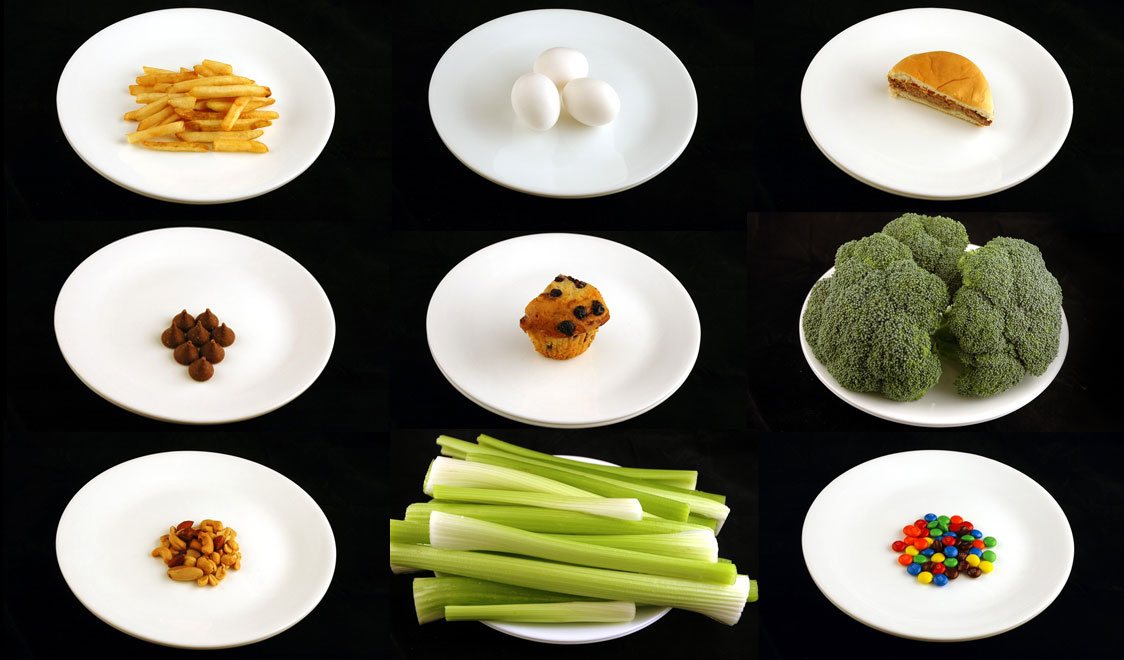 How Does 200 Calories Look Like?