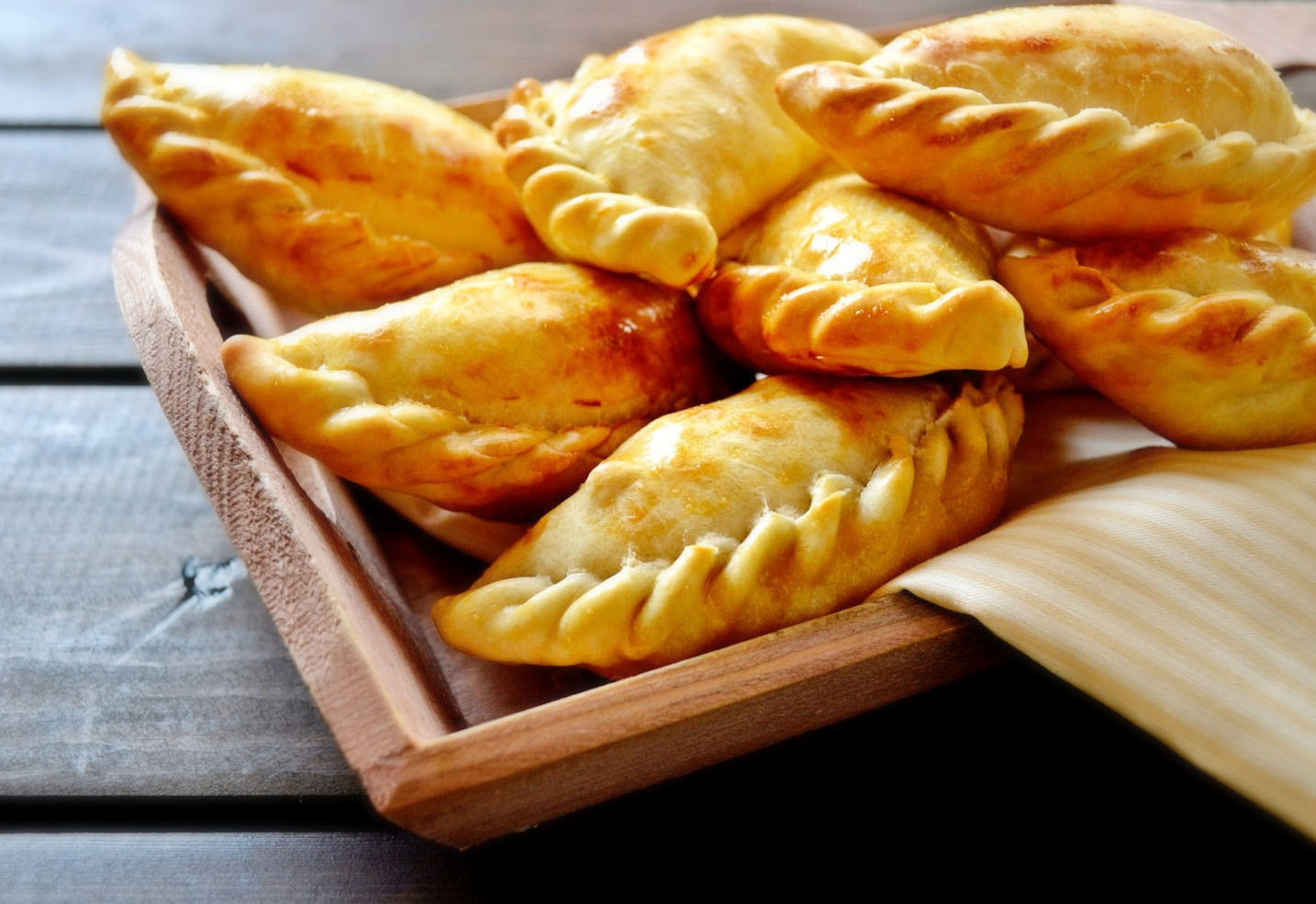 Food from the World: Empanada