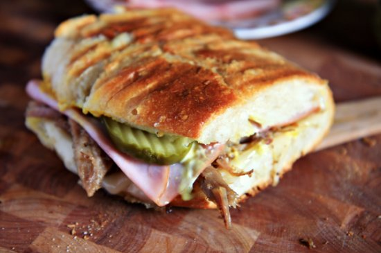Food from the World: the Cuban Sandwich