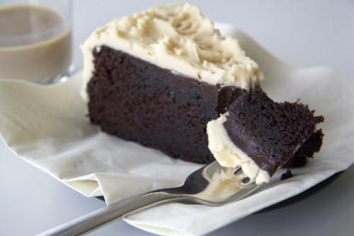 Guinness-cake
