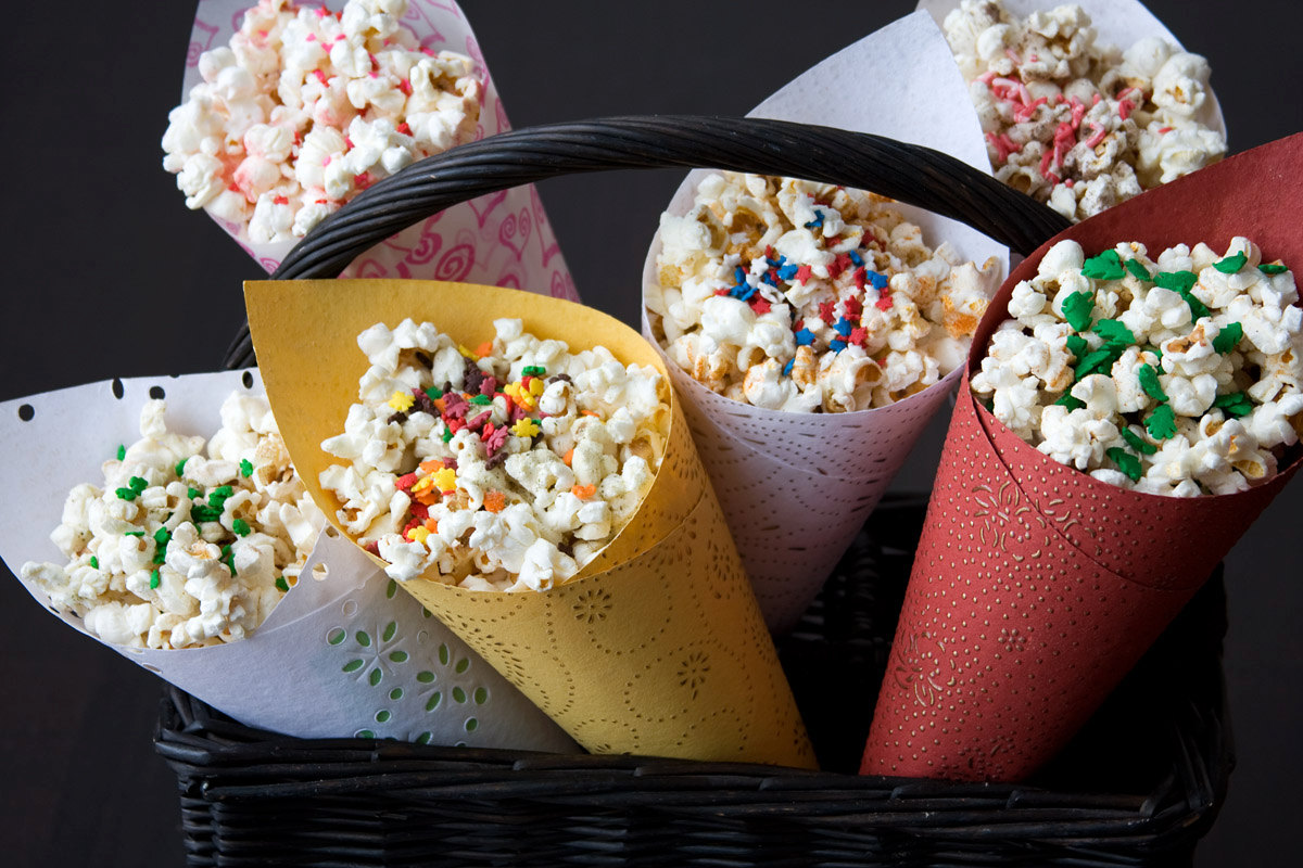 Food from the World: Popcorn