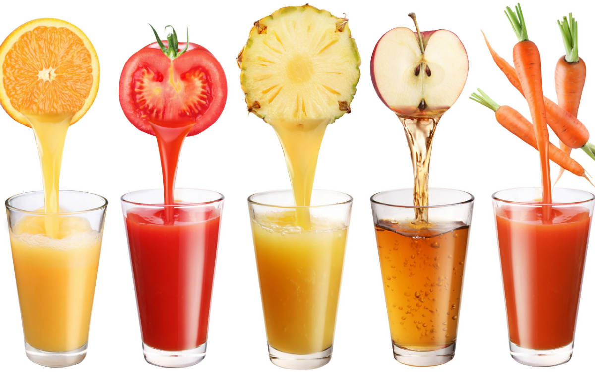 Top 5 Detox Morning Drinks