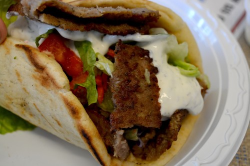 gyro-meat