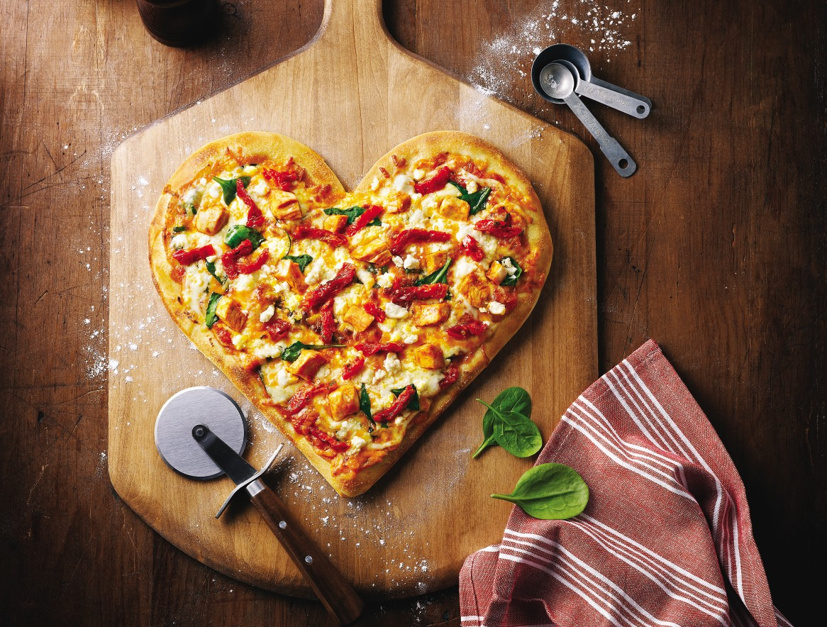 Food from the World: Pizza