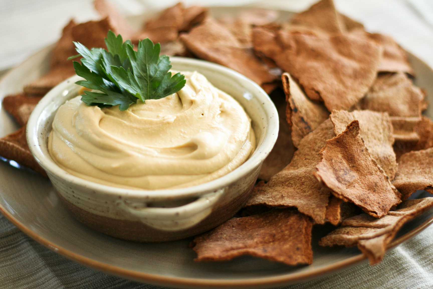Food from the World: Hummus