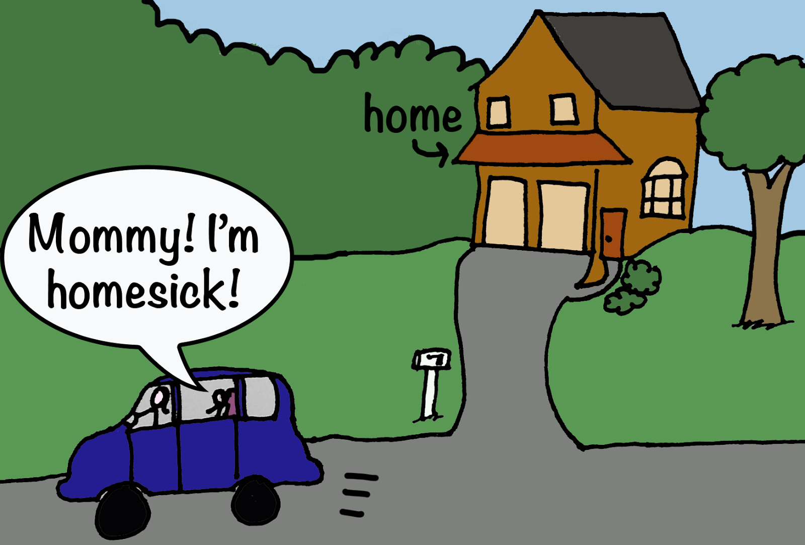 9 Ways to Overcome Homesickness