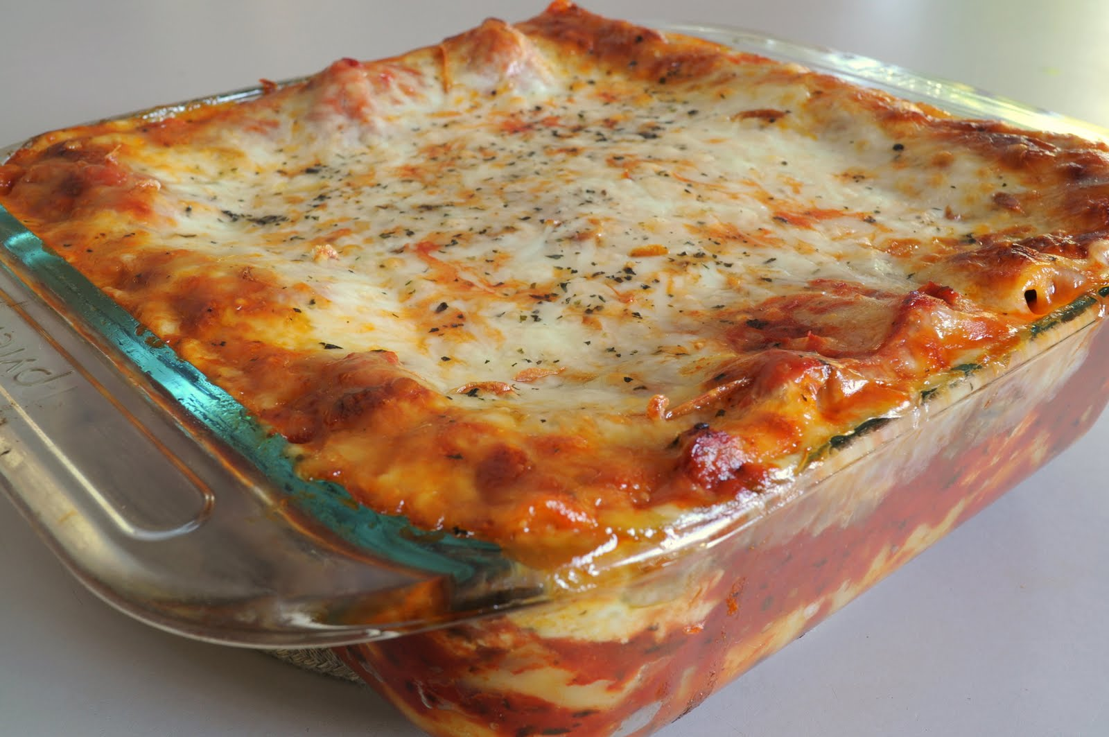 Food from the World: Lasagna