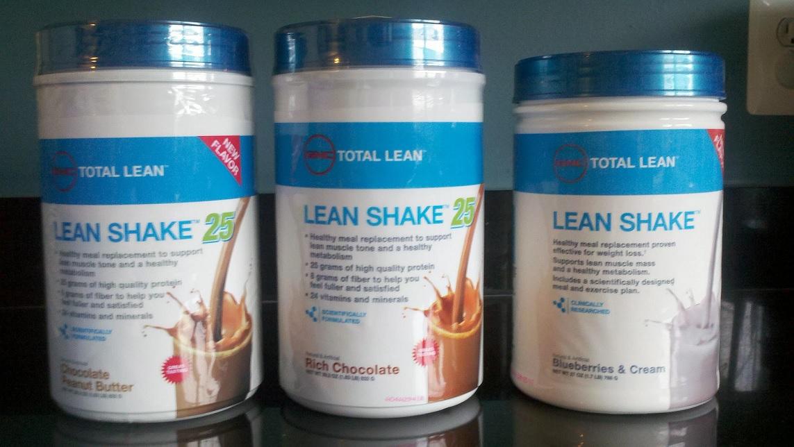 Best alternatives to GNC lean Shake