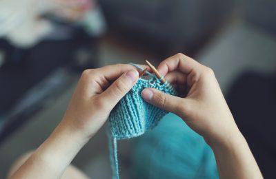 Everything you need to know about getting started with knitting and crochet