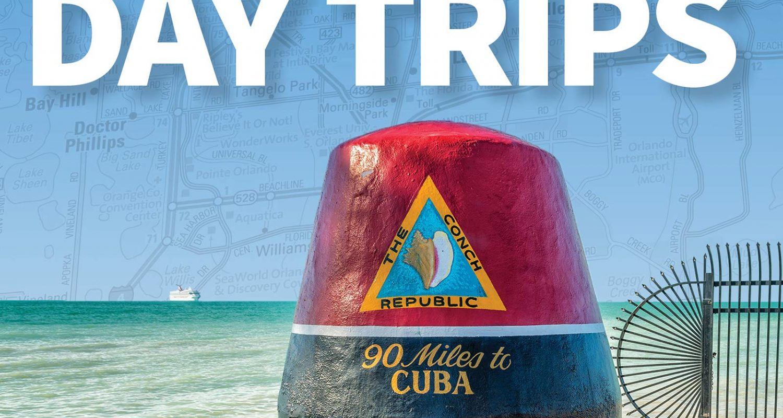 Florida Day Trips by Theme (Day Trip Series)