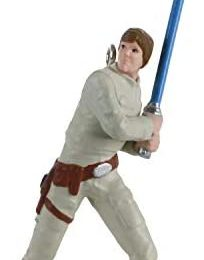 Hallmark Keepsake Christmas Ornament 2020, Mini Star Wars: The Empire Strikes Back Luke Skywalker, 1.93″