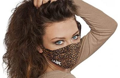 MyAir Comfort Mask, Starter Kit in Leopard – Made in USA