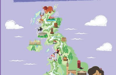 United Kingdom: Travel for kids: The fun way to discover UK – Kids' Travel Guide (Travel Guide For Kids)