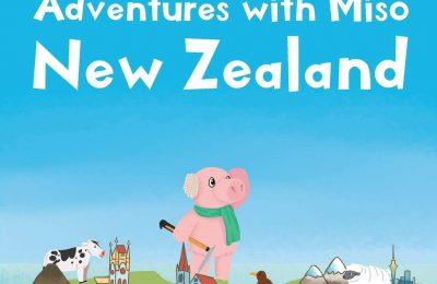 Adventures with Miso: New Zealand