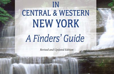 200 Waterfalls in Central and Western New York: A Finder's Guide