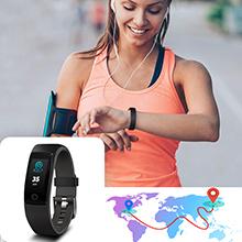 smart fitness tracker fitness tracker bracelet fitness tracker men amazon activity tracker