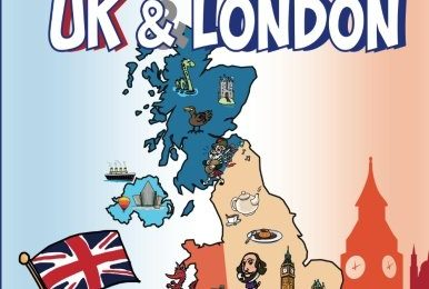 Kids' Travel Guide – UK & London: The fun way to discover the UK & London–Especially for kids! (Kids' Travel Guides)