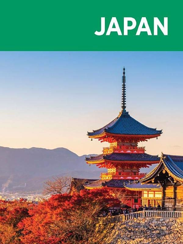 Michelin Green Guide Japan: Travel Guide