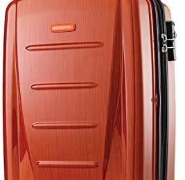 Samsonite 24 Inch Winfield 2 Fashion Spinner – Orange