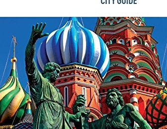 Insight Guides City Guide Moscow  (Travel Guide eBook)