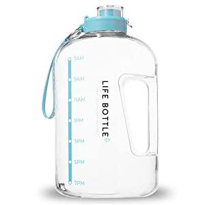 big water bottle water gallon motivational water bottle gallon jug 2 liter water bottle water flask