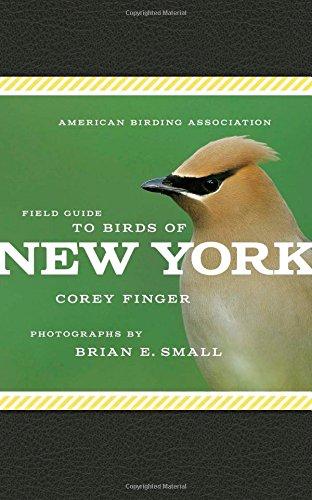 American Birding Association Field Guide to Birds of New York (American Birding Association State Field)