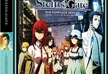 Steins Gate: Complete Series Classic [Blu ray] [Blu-ray]