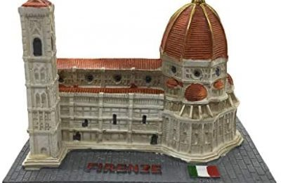 Florence Cathedral Italy 3D Resin Home Desktop Table Decoration Handmade Ornament Tourist Souvenir Collection