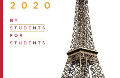Let's Go Europe 2020: By Students, For Students