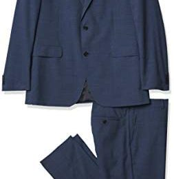 Kenneth Cole New York Men's Travel Ready Performance Suit