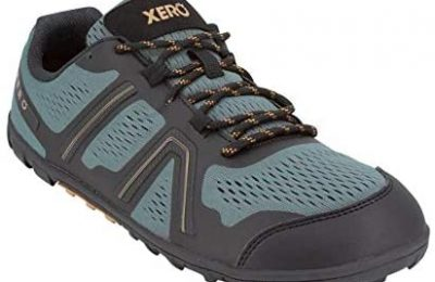 Xero Shoes Mesa Trail – Men's Lightweight Barefoot-Inspired Minimalist Trail Running Shoe. Zero Drop Sneaker