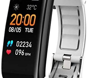 UMO Activity & Fitness Trackers for Men and Women to Monitor Heart Rate, Blood Pressure, Heartbeat, Blood Oxygen, Multi-Function Couple Waterproof Watch