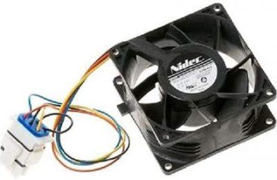 WR60X10357 GE Fresh food evaporator fan motor