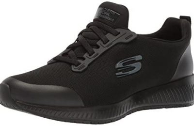 Skechers Women's Squad SR Food Service Shoe
