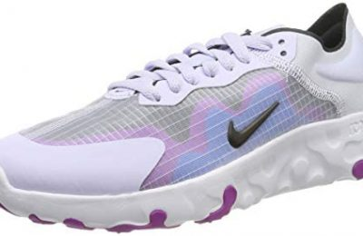 Nike Womens Renew Lucent Workout Fitness Running Shoes
